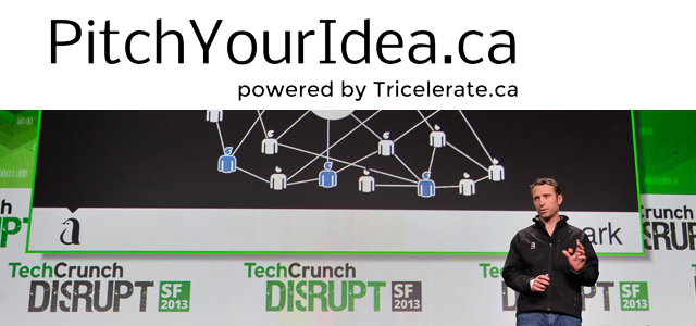 Pitch Your Idea Canada