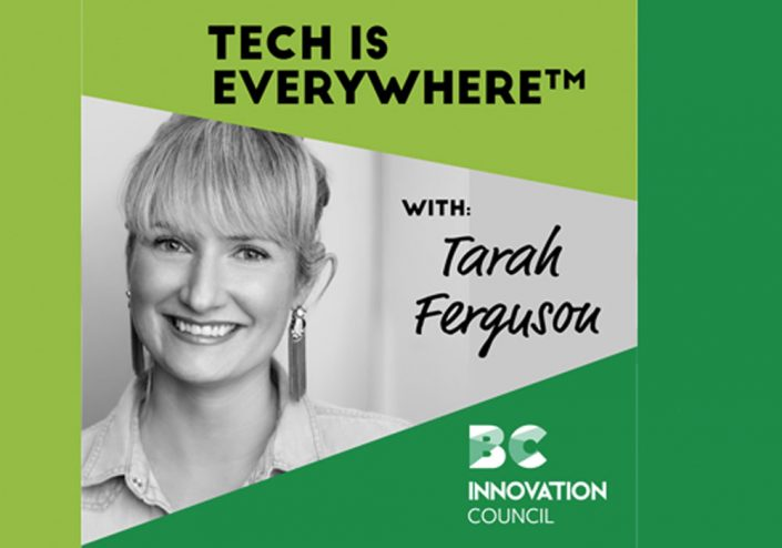 BCIC Tech is Everywhere Podcast Series