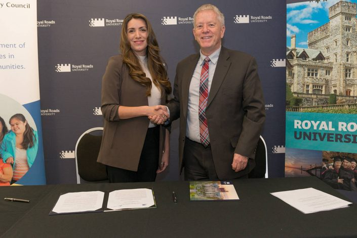 Royal Roads University and First Nations Technology Council partner for tech education