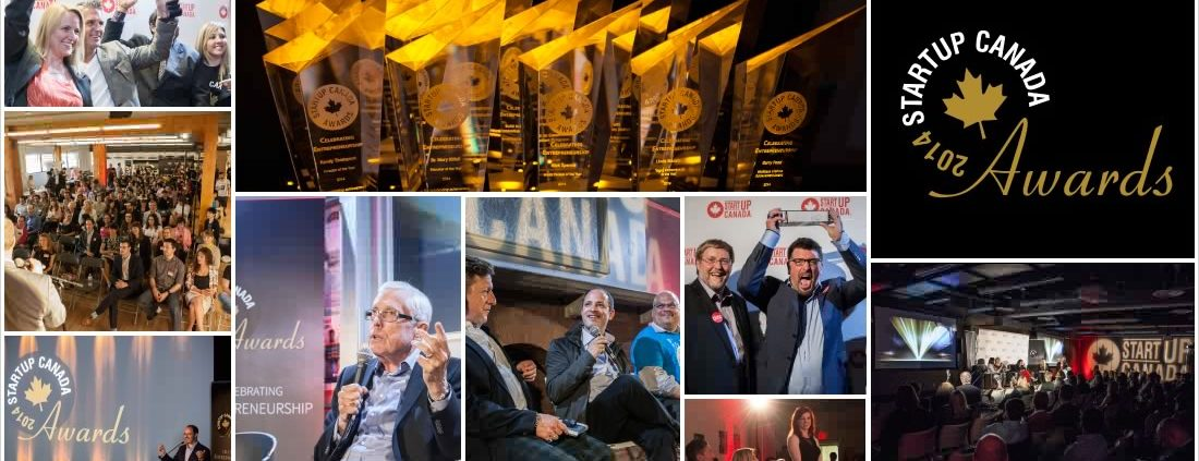 Startup Canada Awards Nominations