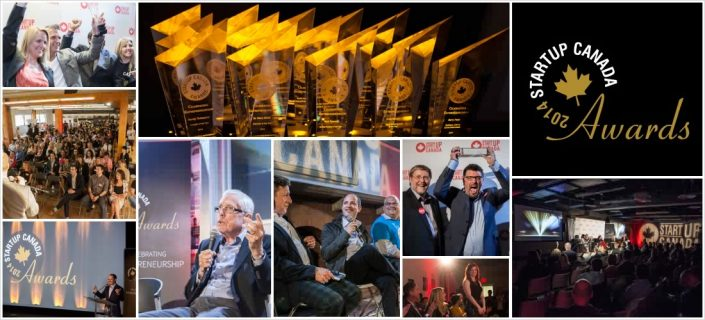 Startup Canada Awards Nominations