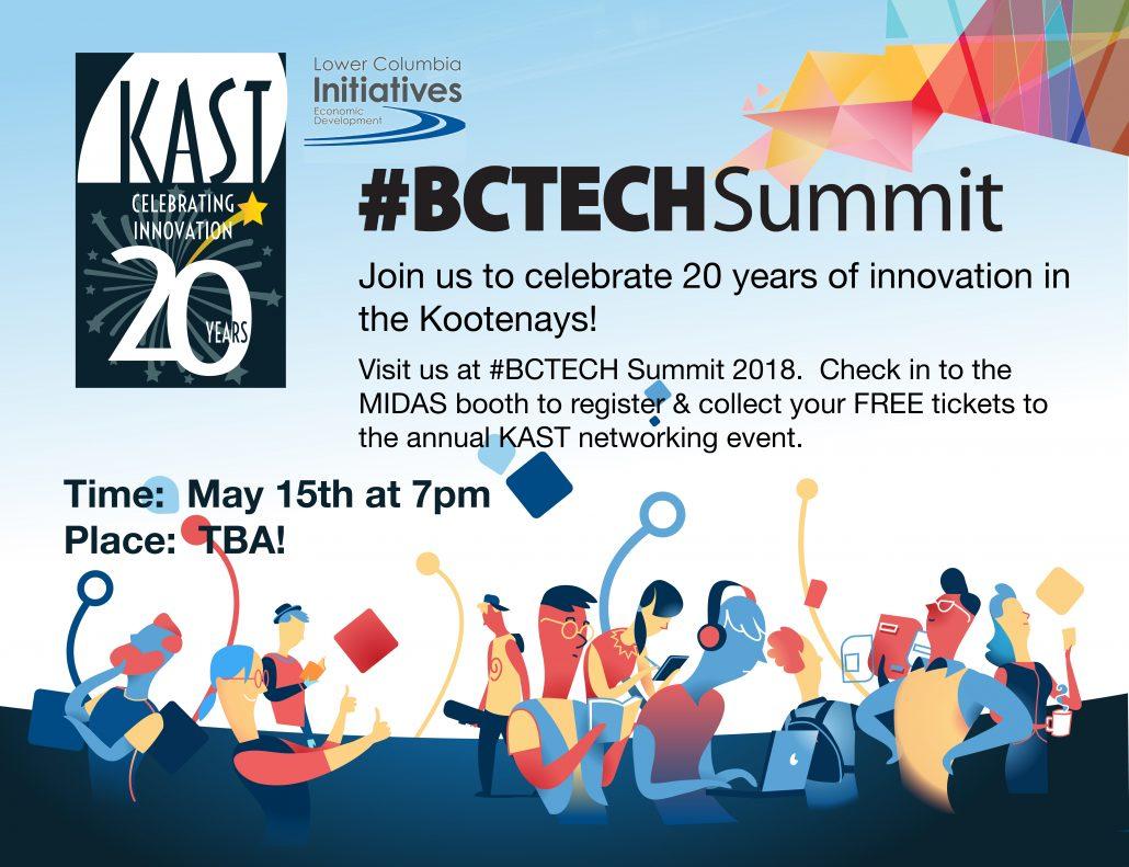 BCTECH Summit 2018 gathering-20thAnniv_1