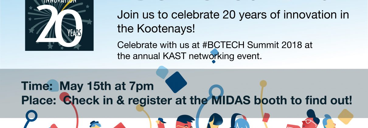 #BCTECH Summit KAST 20th Celebration