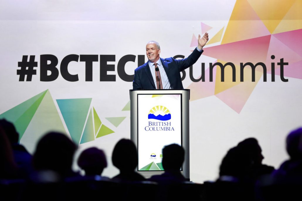 Innovate BC and the Provincial Government Invest in Tech Talent