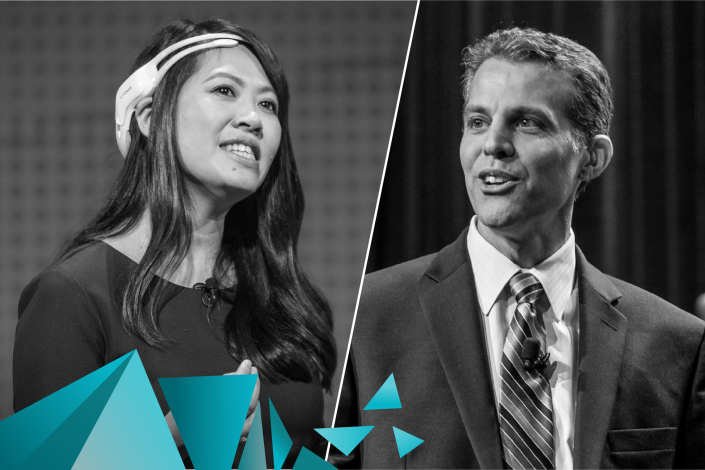 Announcing #BCTECHSummit 2019 Keynote Speakers Eric O'Neill and Tan Le