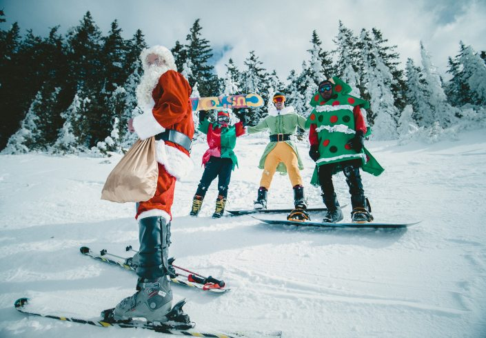 KAST battle of the santa trackers