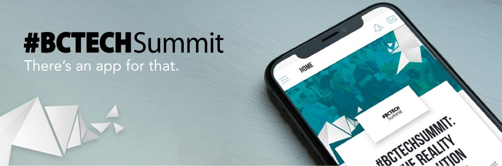 BCTECH Summit 2019 Mobile App