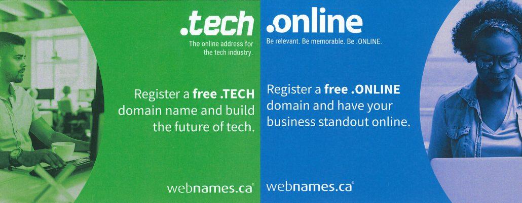 KAST FREE Domain Name Giveaway