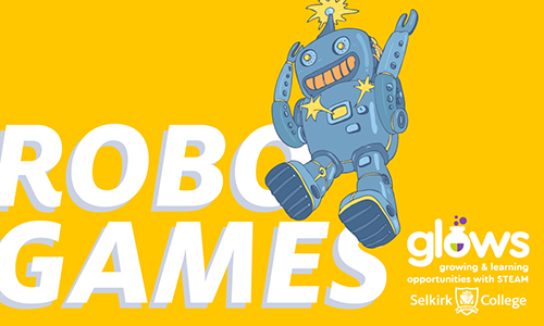 RoboGames GLOWS Selkirk College 2018 - 2
