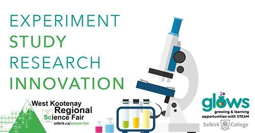 Selkirk College GLOWS Regional Science Fair-2