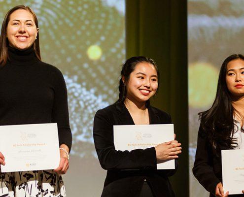 TIA BC Tech Scholarship Winners