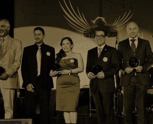 Inspirational Latin Award i4C