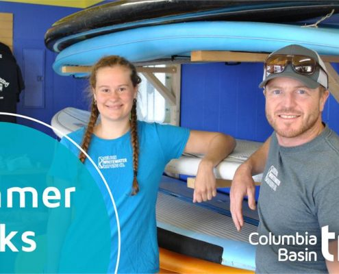 CBT Summer Works Program
