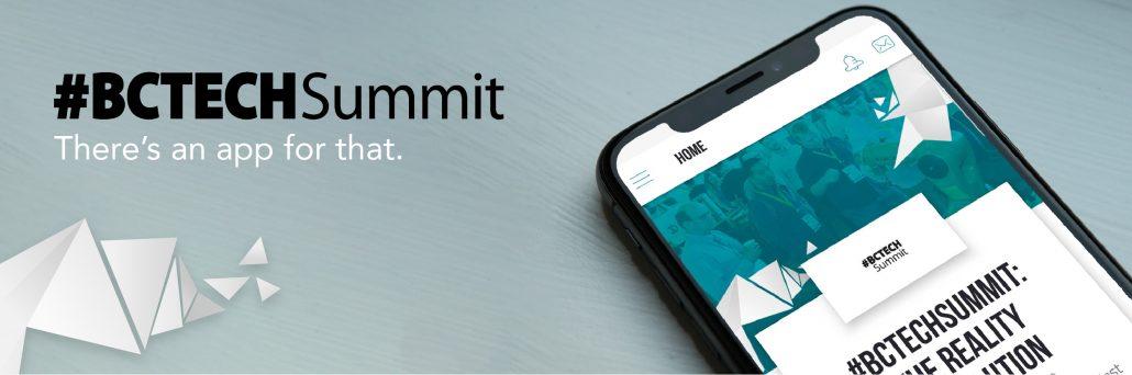 BCTECH Summit 2019 Mobile App