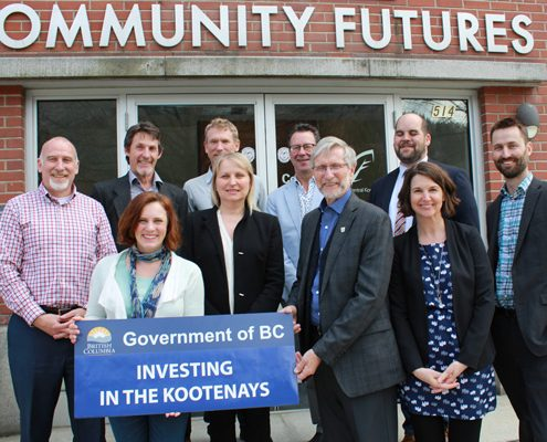 Nelson Innovation Centre benefits from BC Rural Dividend